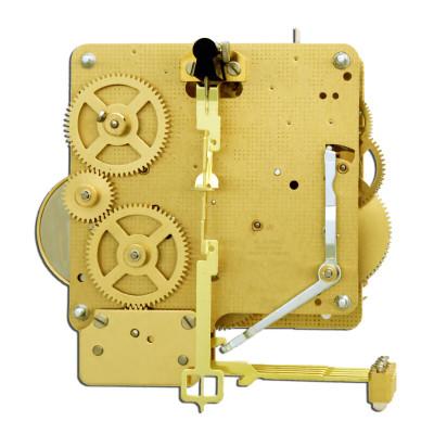 Tischuhrwerk Hermle 341-020, 8-Tage, Pendel 25cm , Schlag auf Gong