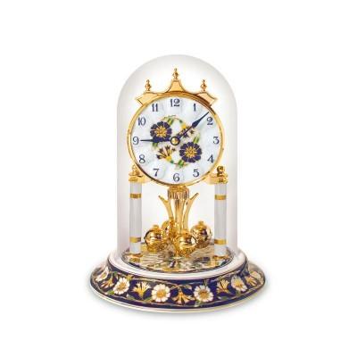 Avec couvercle en cristal Un v/éritable accroche-regard Exclusivit/é Fabriqu/ée en Allemagne SELVA Haller Lisa Mini montre annuelle /à quartz Fabriqu/ée /à la main /Ø 11 x 1