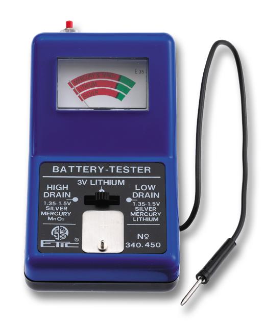 Batterie-Prüfgerät