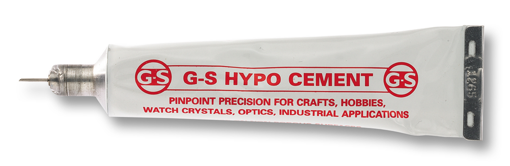 Watch Crystal Cement