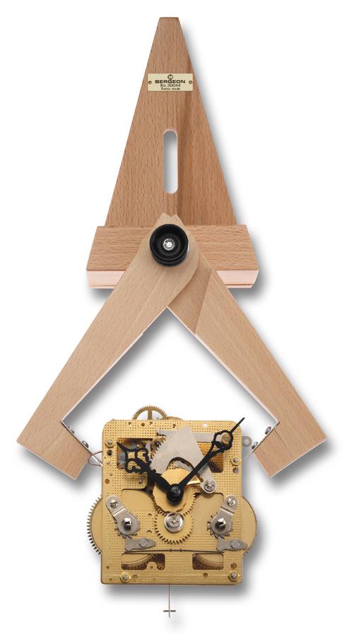 Support de mouvement en bois