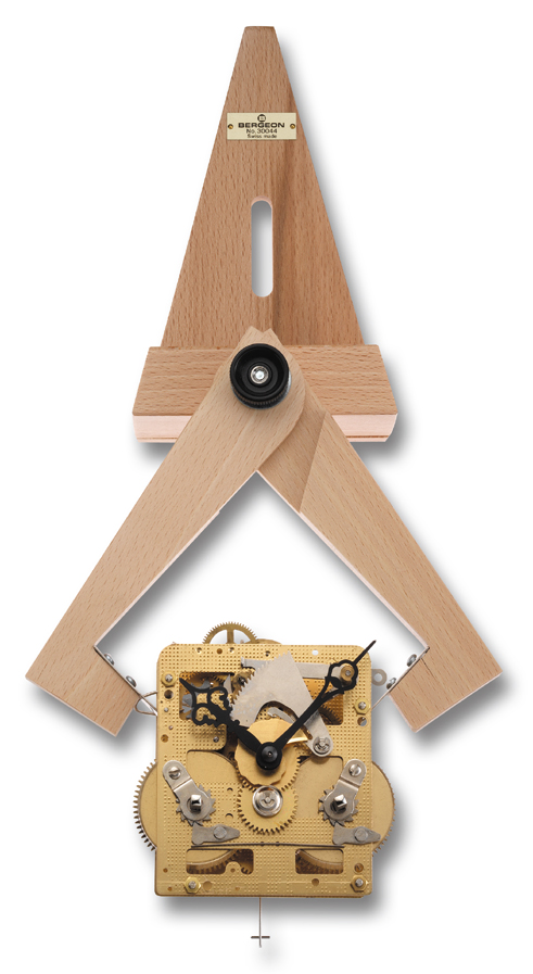 Wooden movement holder