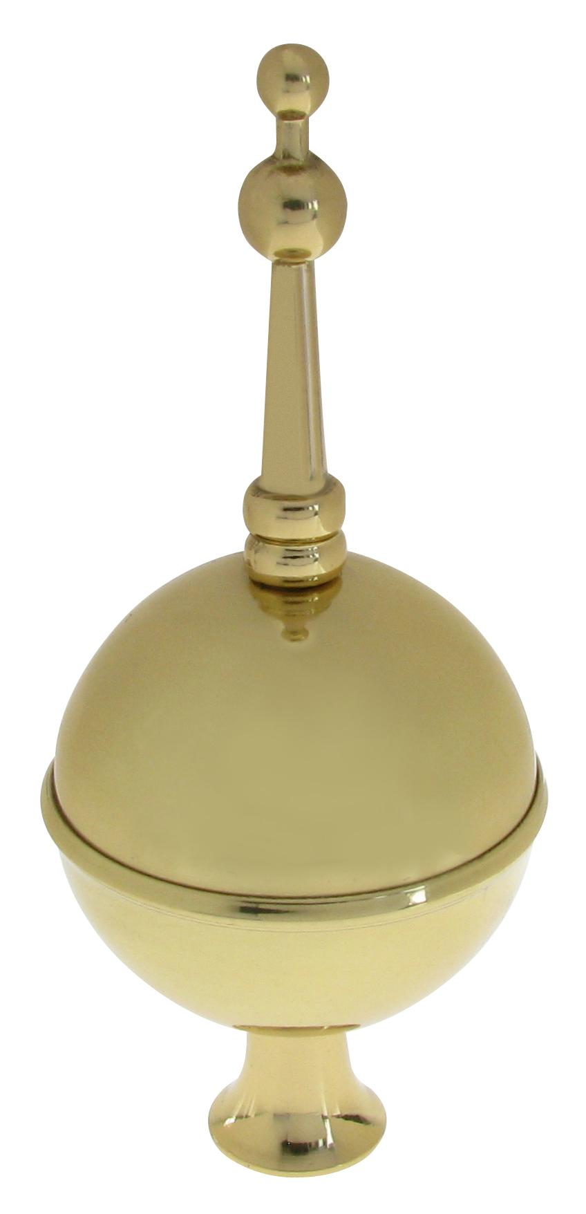 Brass Sphere Spire