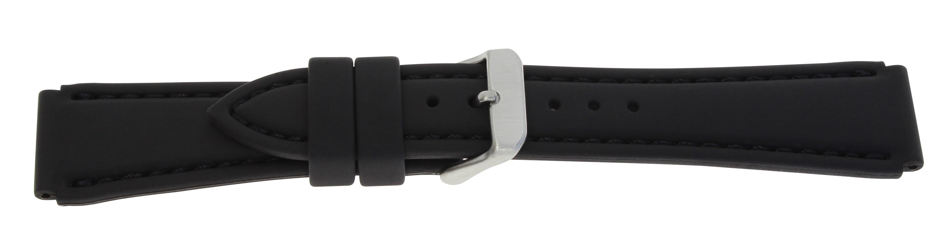 Bracelet en caoutchouc-silicone