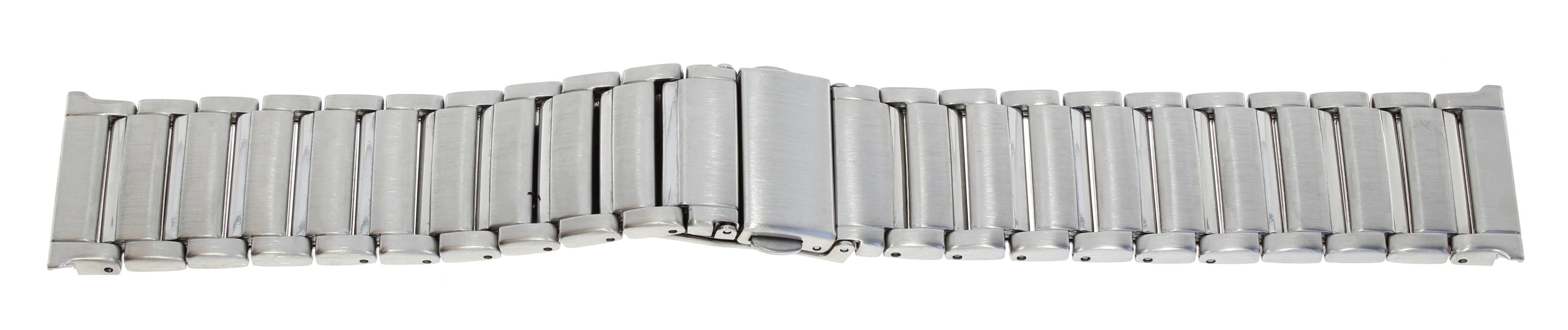 Bracelet à boucle déployante avec touches