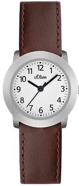 Bracelet-montre pour femme s.Oliver SO-2102-LQ