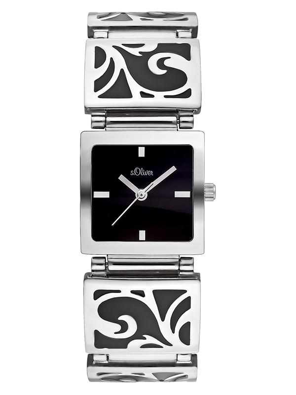 Bracelet-montre pour femme s.Oliver SO-1784-MQ