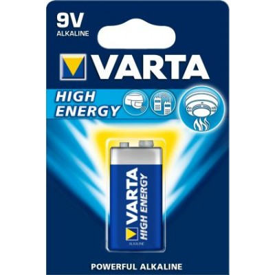 Varta 4922 Batterie 9 Volt Block