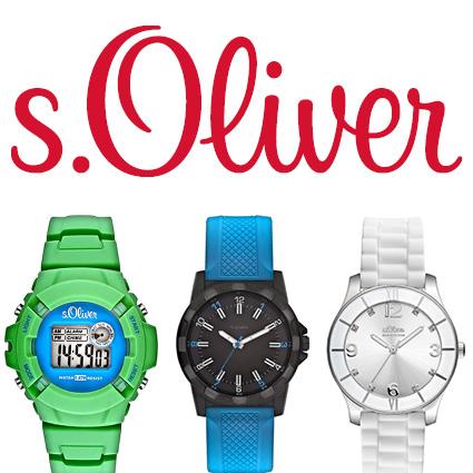 s.Oliver plastic strap