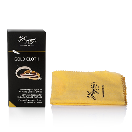 Hagerty Gold Cloth 30x36cm, tissu de nettoyage