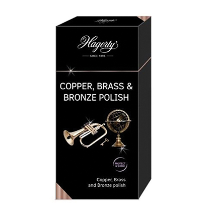 Hagerty Copper Brass Bonze Polish, 250 ml