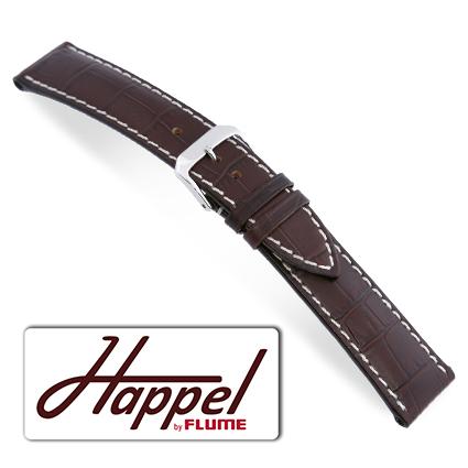 Happel Tupelo Bracelet de montre en cuir
