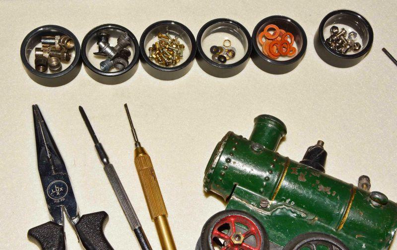 Kunststoffeinsätze, 20er Pack