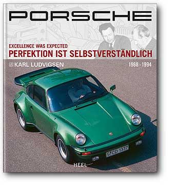 Buch Porsche 1968-1994