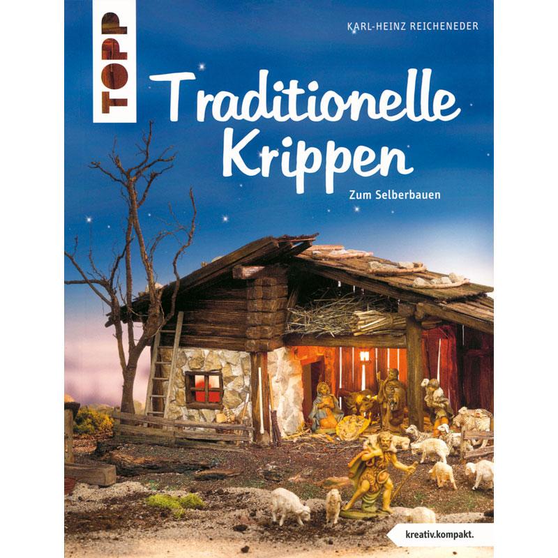 "Book: ""Traditionelle Krippen zum Selberbauen"""