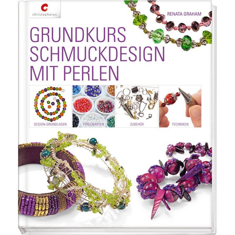 Buch: Grundkurs Schmuckdesign mit Perlen