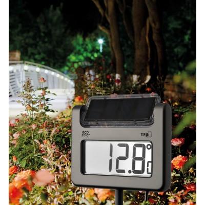 Digitales Gartenthermometer