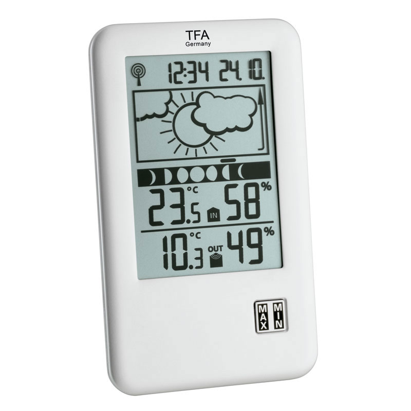 TFA Funk-Wetterstation NEO PLUS
