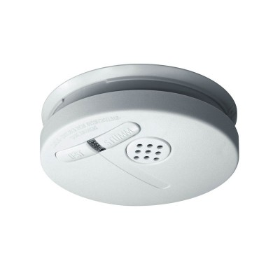 Smoke Detector with 10-year lithium battery