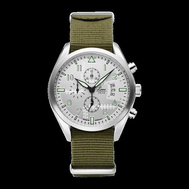 LACO Chronographe à quartz modèle Seattle