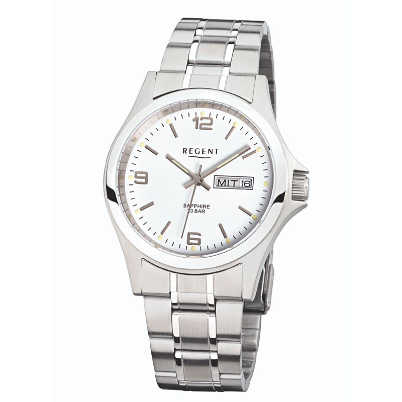 REGENT Men's Quartz Watch