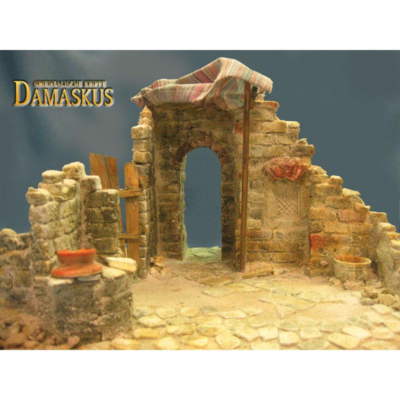 """Orientalische Krippe """"Damaskus"""" - Bausatz"""