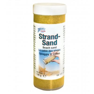 Strandsand, ocker