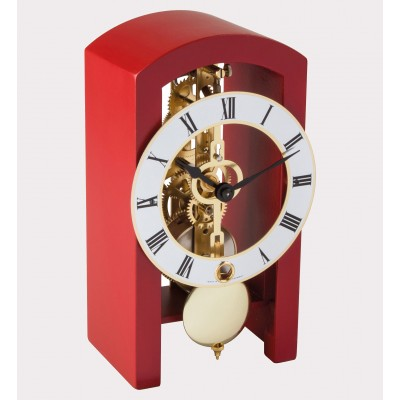 HERMLE skeleton table clock