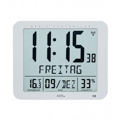 AMS radio wall clock