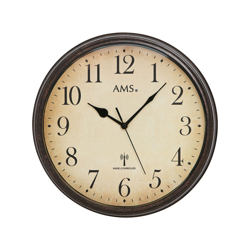 "AMS RC Pendulum Clock ""Hamburg"""