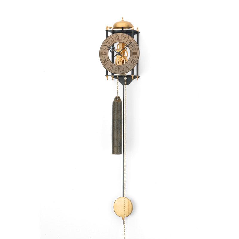 AMS Skeleton Wall Clock 'Classic'