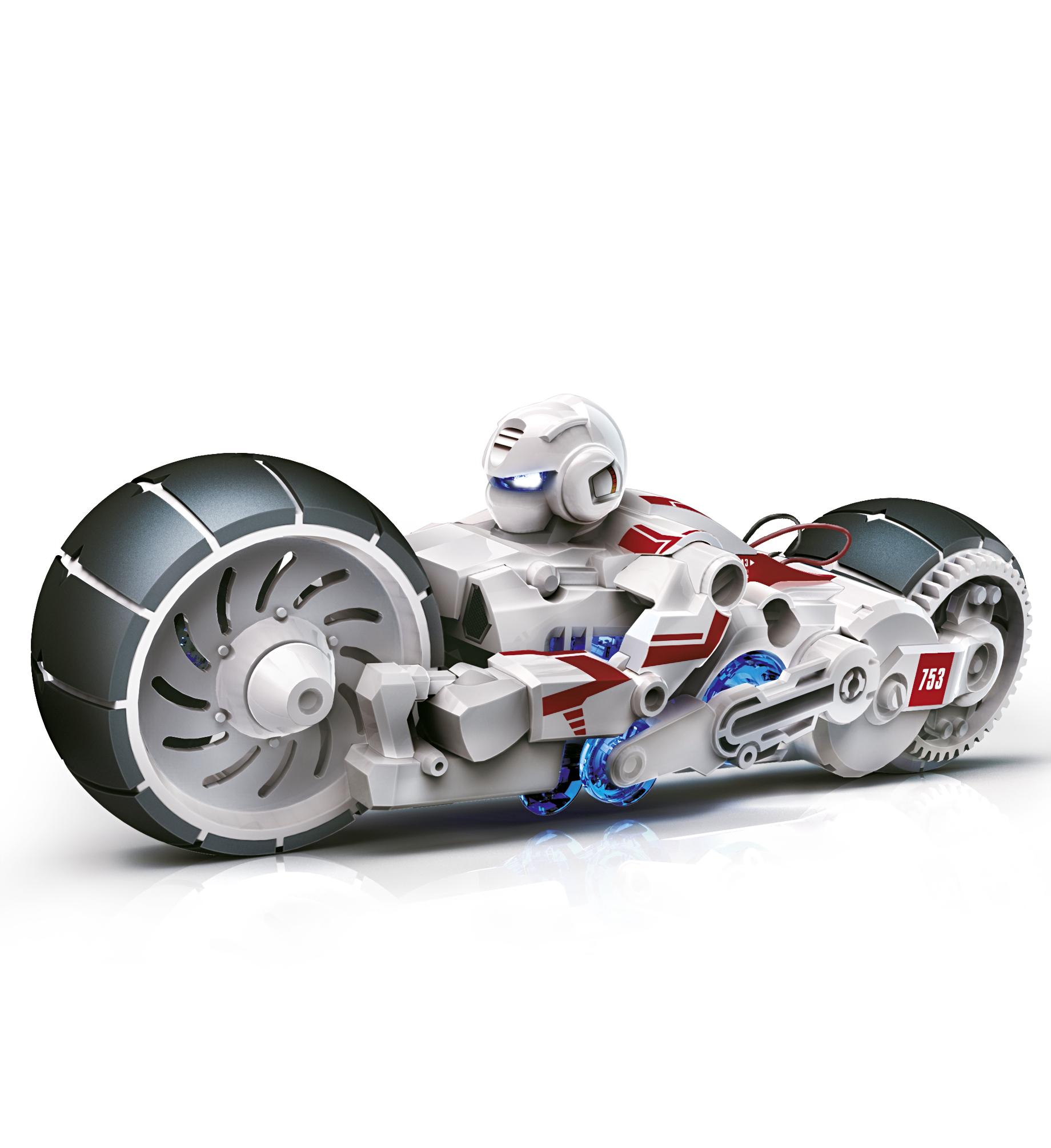 INPRO SOLAR Salzwasser-Motorrad