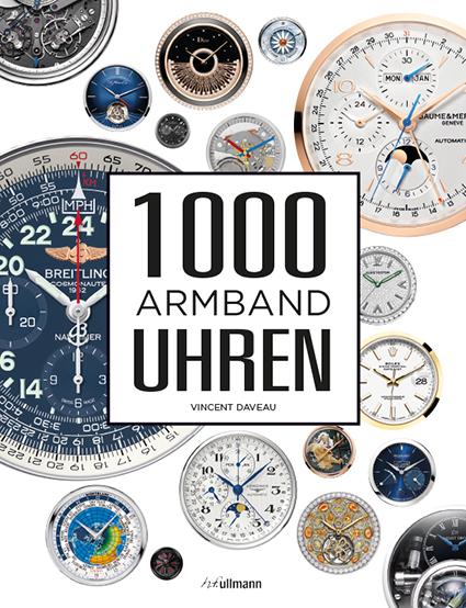 Buch 1000 Armbanduhren