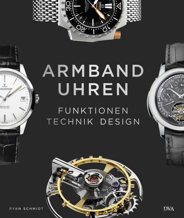 Buch Armbanduhren - Funktionen, Technik, Design