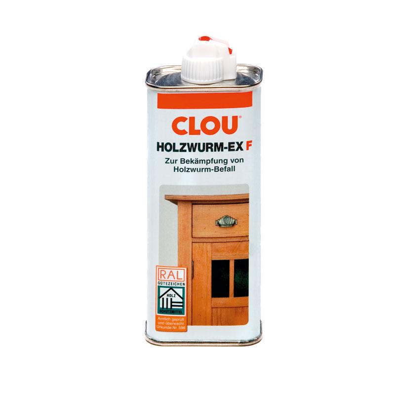CLOU Holzwurm-Ex 'F'