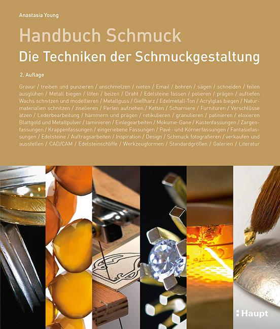 Buch Handbuch Schmuck - Techniken der Schmuckgestaltung