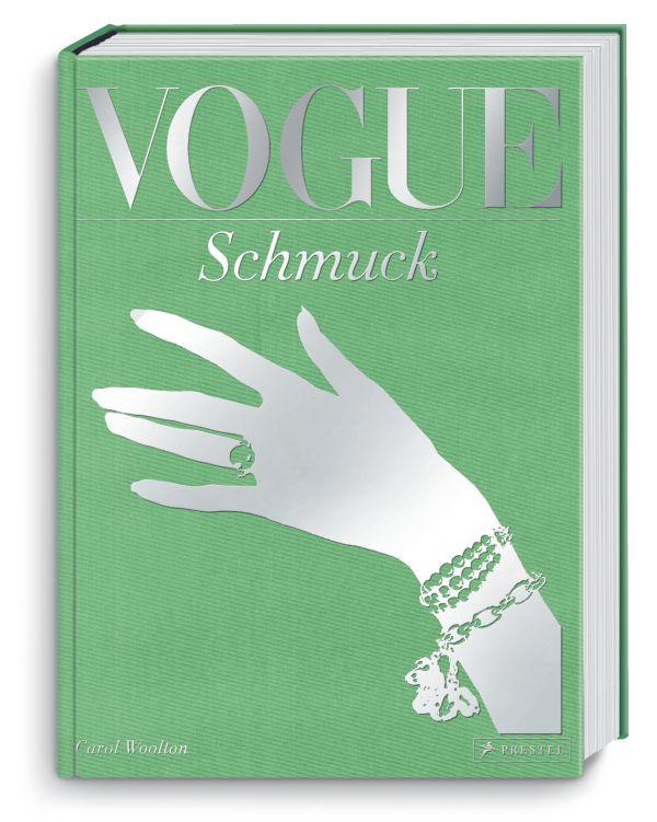 Buch VOGUE Schmuck in veredelter Schmuckbox