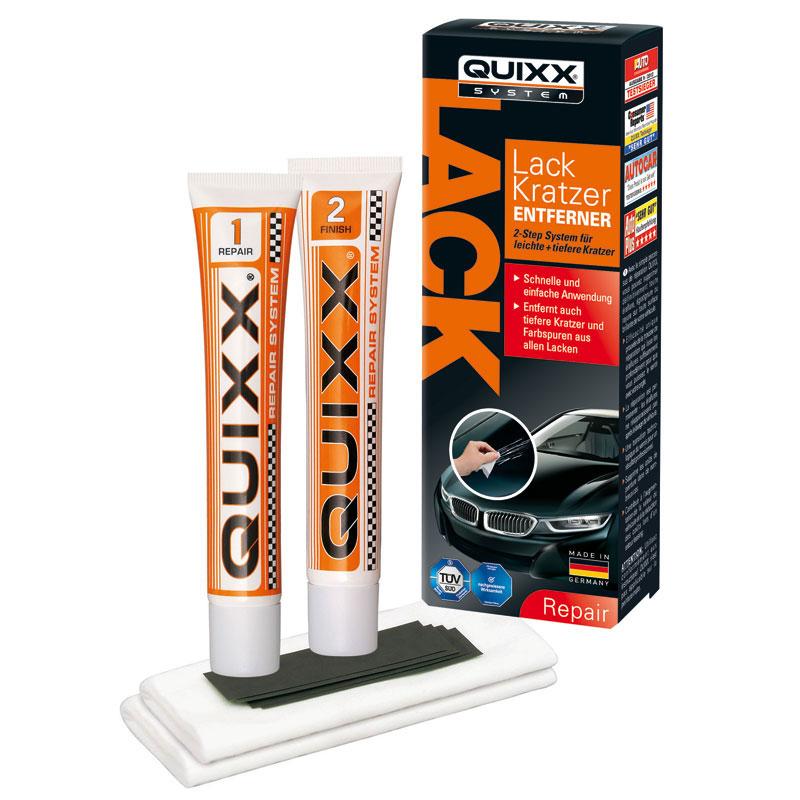 Système de réparation de rayures QUIXX
