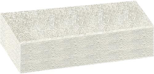 Absorbierender Schaumstoffblock