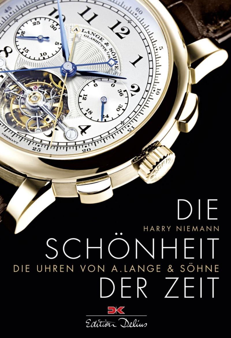 Buch Die Schönheit der Zeit - A. Lange & Söhne