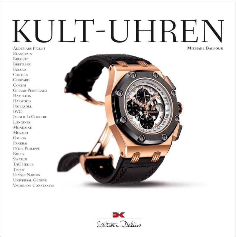 Buch Kult-Uhren