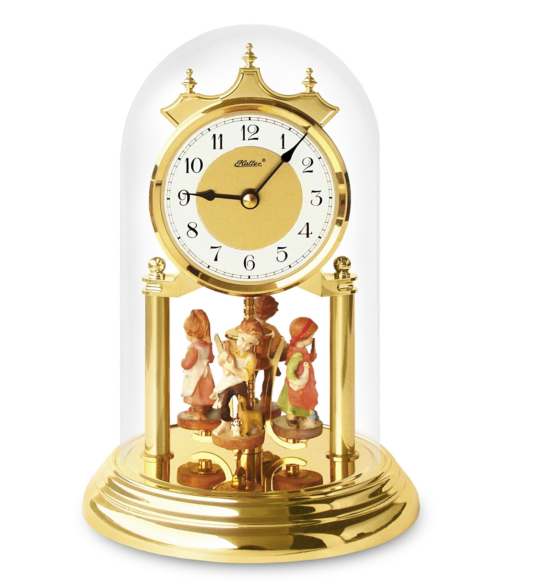 """HALLER Quartz Anniversary Clock """"Isabell"""""""
