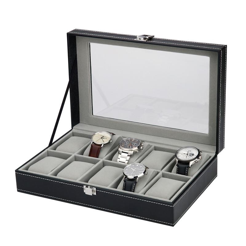 Coffret de collection pour 10 montres