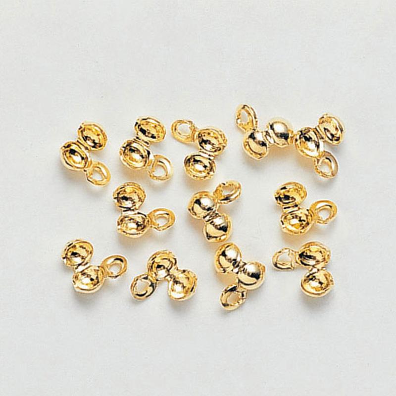 Endkapseln für Perlseide