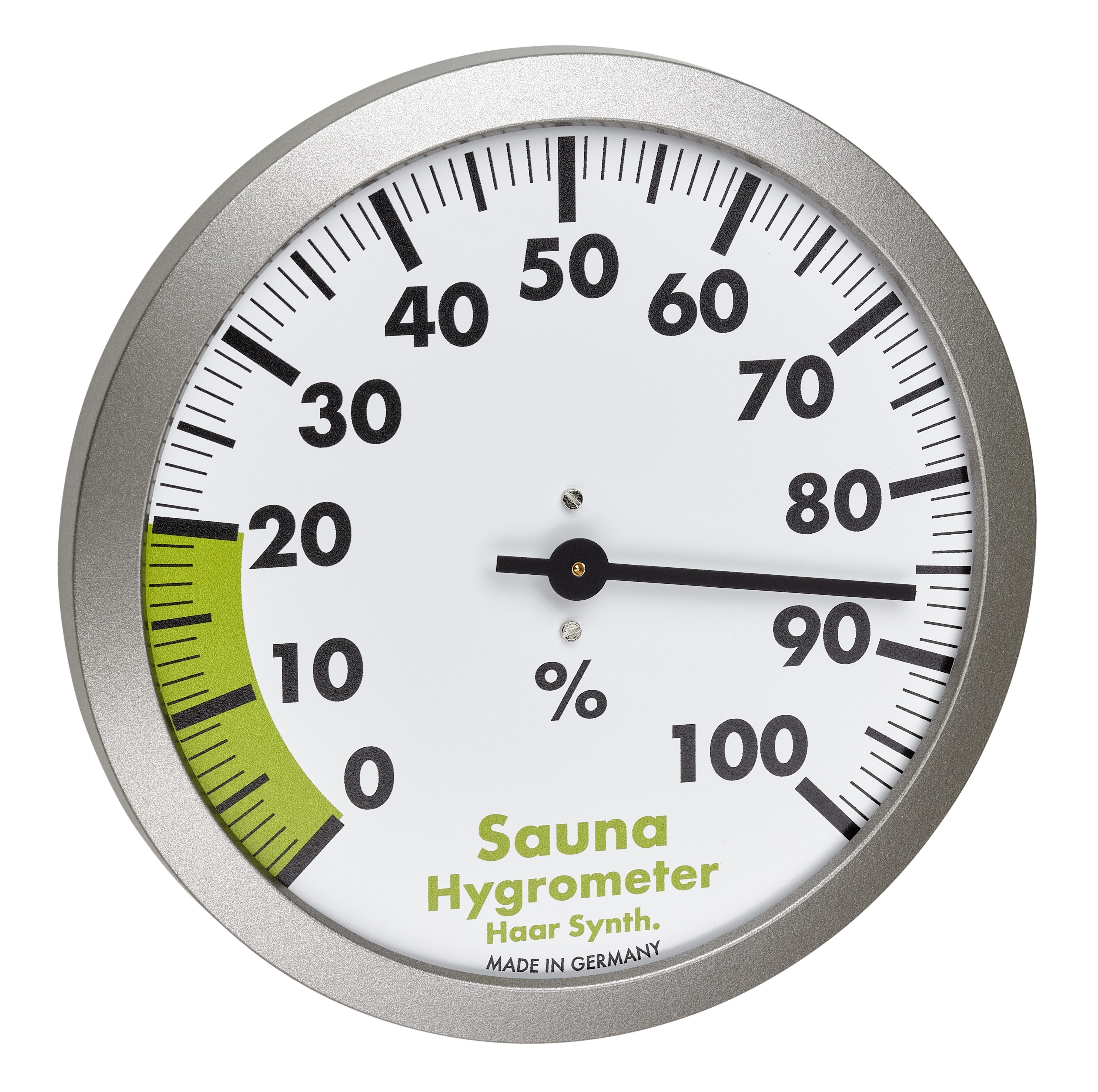 Sauna-Hygrometer, Ø 120mm