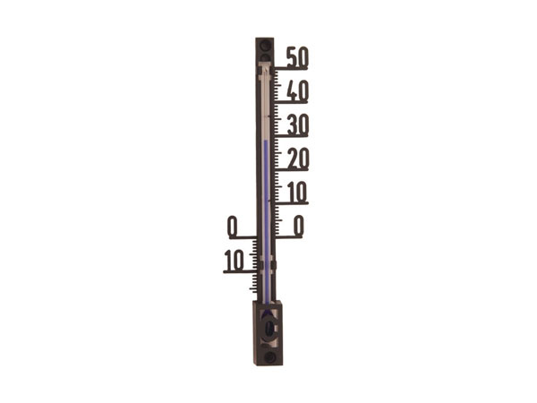 Outdoor Thermometer, 104x28 mm