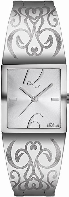 Bracelet-montre pour femme s.Oliver SO-1746-MQ