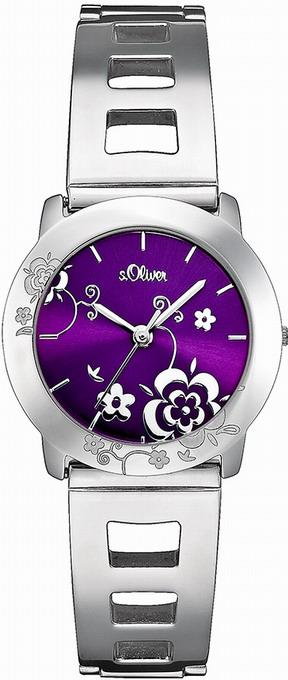 Bracelet-montre pour femme s.Oliver SO-1662-MQ