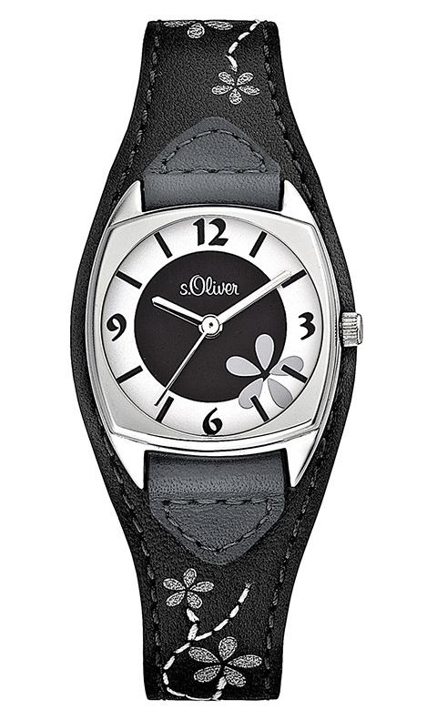 Bracelet-montre pour femme s.Oliver SO-1562-LQ