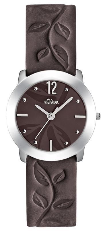 Bracelet-montre pour femme s.Oliver SO-1839-LQ